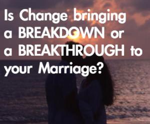 Breakthrough Change